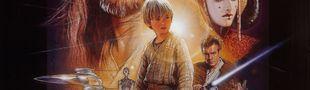 Affiche Star Wars : Épisode I - La Menace fantôme