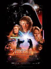 Affiche Star Wars : Épisode III - La Revanche des Sith