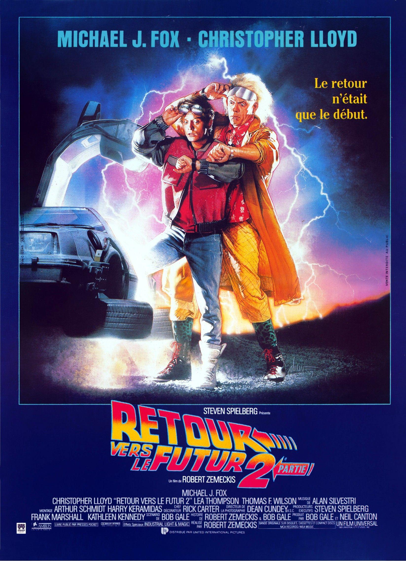 Retour vers le futur 2 1989 back to the future part ii 1 2 3 4 5 6