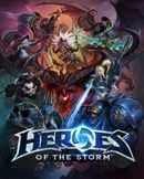 Jaquette Heroes of the Storm