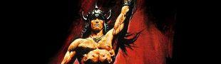 Affiche Conan le Barbare