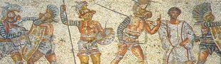 Cover Les jeux de la Rome antique à travers les âges et les mondes
