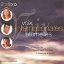 Pochette Voix internationales éternelles