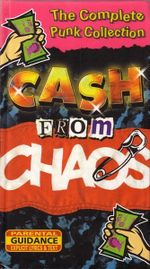 Pochette Cash From Chaos