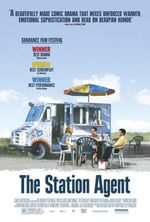Affiche The Station Agent