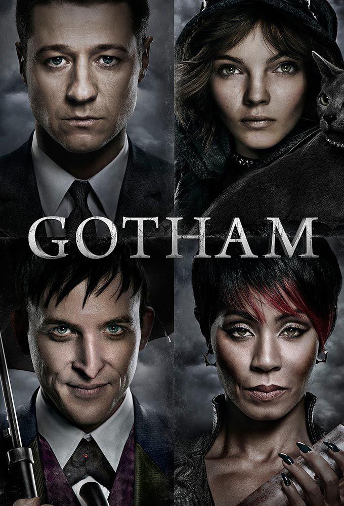 [Séries TV] Gotham, Saisons 1 à 5 Gotham