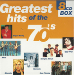 Pochette Greatest Hits of the 70's