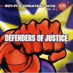 Pochette Sci-Fi's Greatest Hits, Volume 4: Defenders of Justice