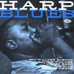 Pochette Harp Blues