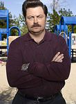 Cover Ron Swanson