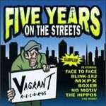 Pochette Five Years on the Streets