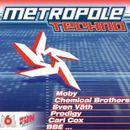 Pochette Metropole Techno
