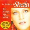 Pochette Le Meilleur de Sheila