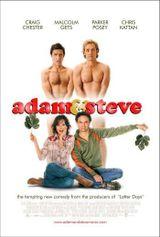 Affiche Adam & Steve