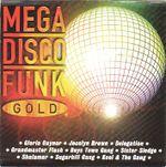 Pochette Mega Disco Funk Gold