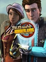 Jaquette Tales from the Borderlands : Épisode 5 - The Vault of the Traveler