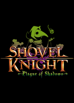 Jaquette Shovel Knight : Plague of Shadows