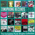 Pochette Zonophone Records: The Complete Punk Singles Collection