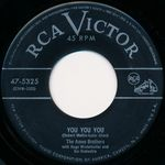 Pochette You You You / Once Upon a Tune (Single)