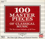 Pochette 100 Masterpieces of Classical Music