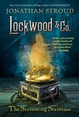 Couverture Lockwood and Co The screaming Staircase