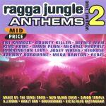 Pochette Ragga Jungle Anthems, Volume 2