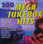Pochette 200 Original Mega Jukebox Hits