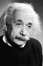 Photo Albert Einstein