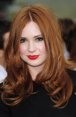 Photo Karen Gillan