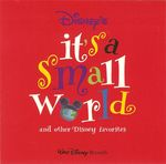 Pochette Disney's It's a Small World and Other Disney Favorites