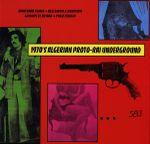 Pochette 1970s Algerian Proto-Rai Underground