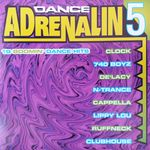 Pochette Dance Adrenalin 5