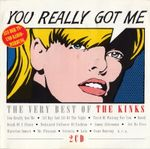 Pochette You Really Got Me: The Very Best of The Kinks