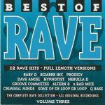Pochette Best of Rave, Volume 3