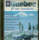 Pochette Québec: Je me souviens...
