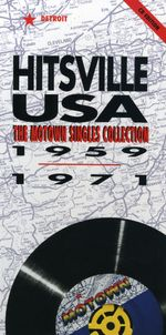 Pochette Hitsville USA: The Motown Singles Collection 1959–1971