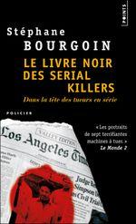 Couverture Le livre noir des serial killers