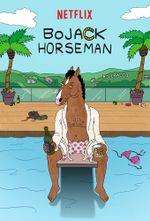 Affiche BoJack Horseman