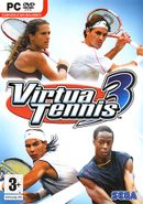 Jaquette Virtua Tennis 3
