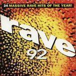 Pochette Rave 92: 24 Massive Rave Hits of the Year!