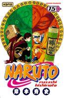 Couverture Naruto, tome 15