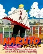 Couverture Naruto Gaiden: The Seventh Hokage