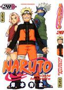 Couverture Naruto, tome 28