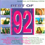 Pochette Best of 92