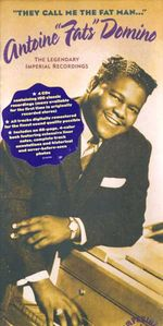 Pochette They Call Me The Fat Man: The Legendary Imperial Recordings