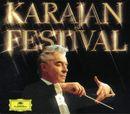 Pochette Karajan Festival