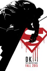 Couverture The Dark Knight III : The Master Race