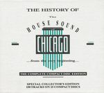 Pochette The History of the House Sound of Chicago