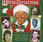 Pochette White Christmas: 24 Famous Christmas Songs