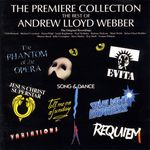 Pochette The Premiere Collection: The Best of Andrew Lloyd Webber